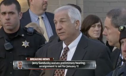 """Jerry Sandusky Waives Hearing, Vows a """"Fight to the Death"""""""