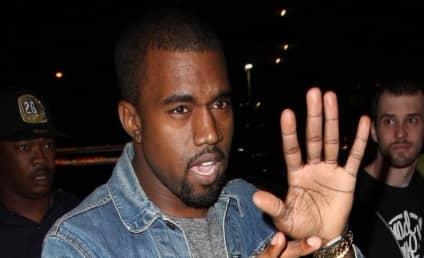 Possible Couple Alert: Kanye West and Selita Ebanks