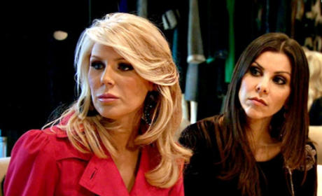 Heather and Gretchen React To The News