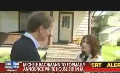 Michele Bachmann on John Wayne