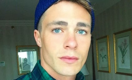 Colton Haynes: Yes, I'm Gay