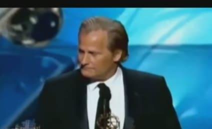 Jeff Daniels Somehow Wins Emmy, Heisenberg Reacts in Maniacal Horror