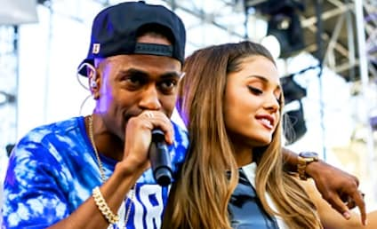 Ariana Grande Wants a Boob Job to Please Big Sean, Tabloid Reports
