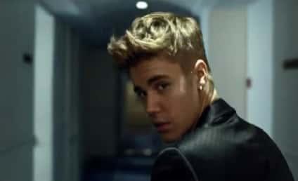 "Justin Bieber Teases ""Heartbreaker"" in New Perfume Commercial"