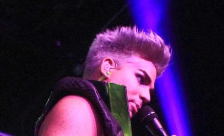 Adam Lambert Rockin