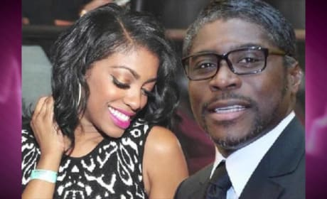 Teodoro Nguema Obiang Mangue, Porsha Williams