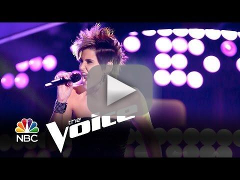 """Megan Ruger - Just Like a Pill"""" (The Voice Audition)"""