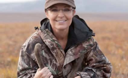 Celebrity of the Year Finalist #7: Sarah Palin!
