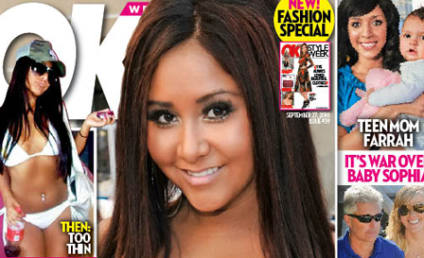 Snooki Opens Up on Anorexia Battle