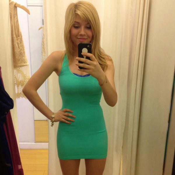 Jennette mccurdy lingerie photos page 2 the hollywood gossip