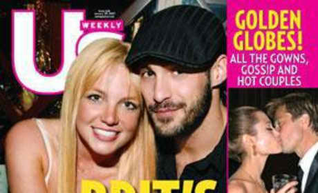 Britney Spears, Isaac Cohen: Us Weekly Cover