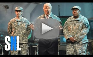 Saturday Night Live: Alec Baldwin Does Trump in the Alien Apocalypse!