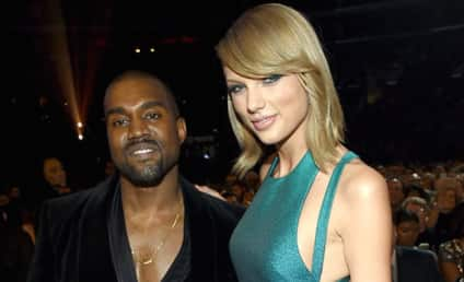 Kanye West Rants on Twitter, Defends Taylor Swift Lyric