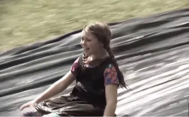 Joy-Anna Throwback
