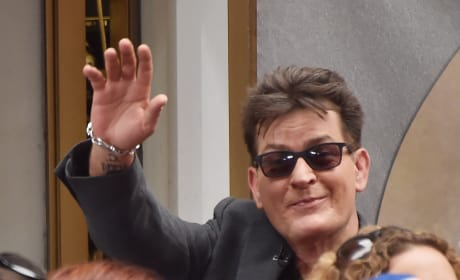Charlie Sheen Waves