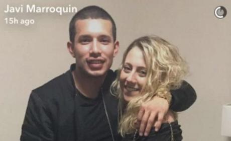 Javi Marroquin Looking Very Cozy With Rumored Girlfriend Cassie Bucka Photo