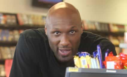 Lamar Odom: Motor Skills Impaired By 12 STROKES!