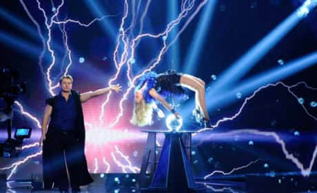 Hawley Magic on America's Got Talent