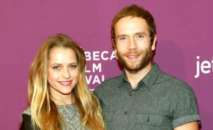 Teresa Palmer: Engaged to Mark Webber!
