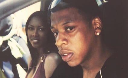 Kenya Moore Shares Jay-Z Throwback Photo, Throws Shade at Beyonce