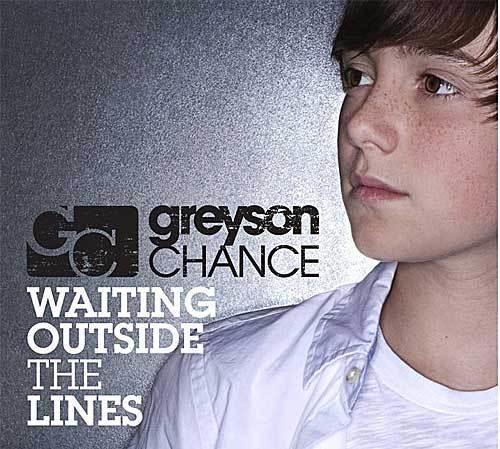 Greyson Chance Album Art