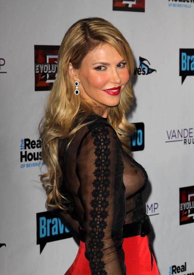 Brandi Glanville Profile