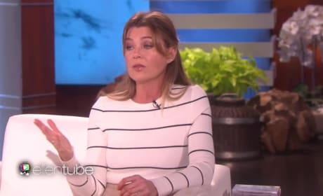 Ellen Pompeo: My Night Nurse Is Awesome!