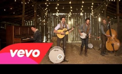 "Mumford & Sons: ""Hopeless Wanderer"" Video Is the Best Five Minutes of Your Day"