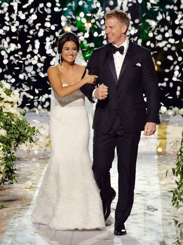 Sean Lowe, Catherine Giudici Wedding