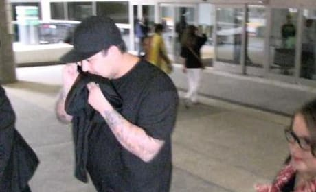 Rob Kardashian Bails on Sister's Wedding
