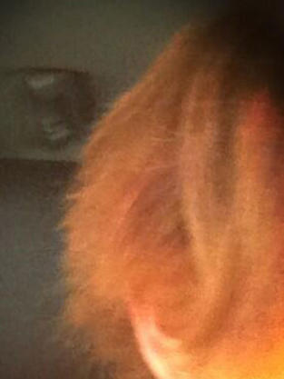 Paris Jackson Red Hair Pic