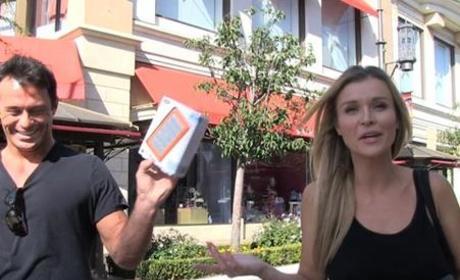 Joanna Krupa on Hacked Photo Scandal