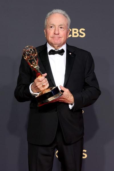 Lorne Michaels Attends Emmy Awards