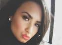 Demi Lovato on Nude Photo Leak: It's Just Cleavage, People!
