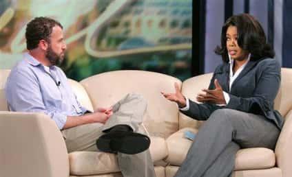 James Frey: Returing to Oprah!