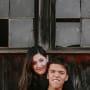 Tori with Zach