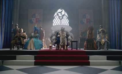 Melanie Amaro Teams with Elton John for Pepsi Super Bowl Commercial