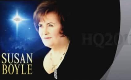 Happy 50th Birthday, Susan Boyle!