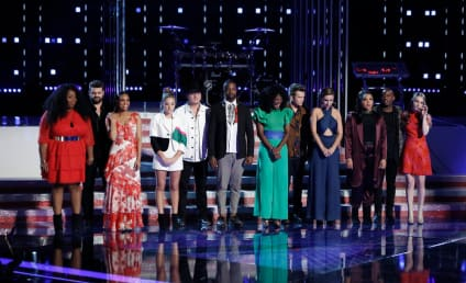 The Voice Recap: The Most Predictable Elimination Yet?
