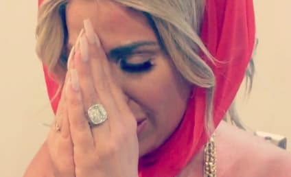 Kim Zolciak's Emotional Return To DWTS: All The Feels
