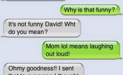 Mom Text Message Fails: The Hall of Fame Collection!