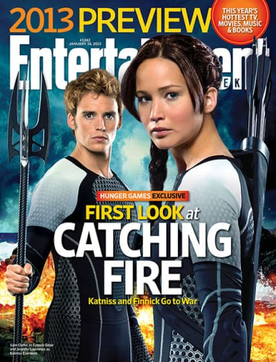 Catching Fire Cover