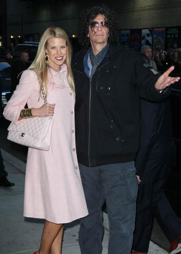 Howard Stern, Wife