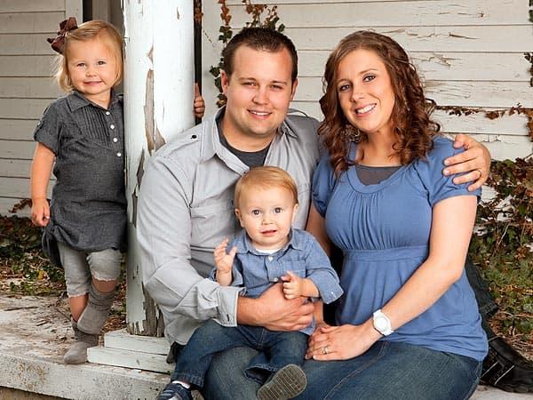 Josh Duggar, Family