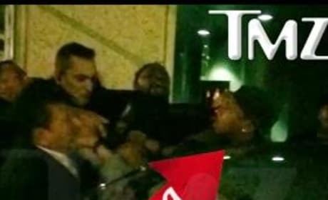 Tyga Brawls With Club Owner as Kylie Jenner Looks On!