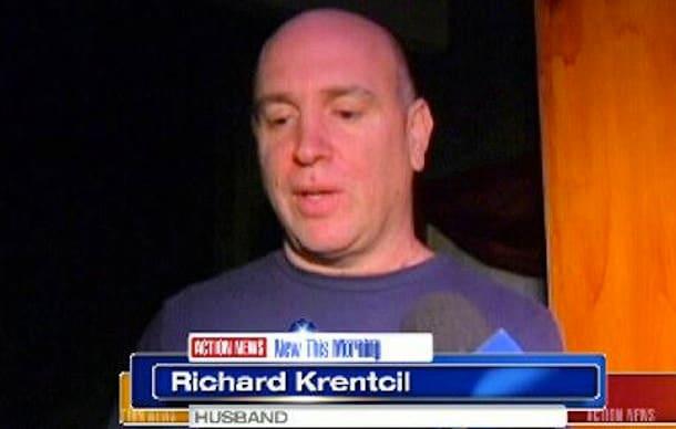 Richard Krentcil, Tan Mom Husband