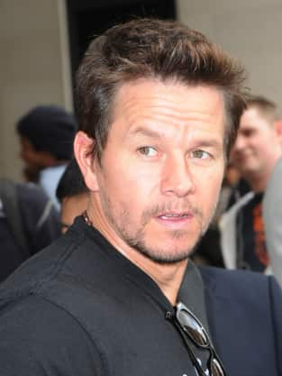 Mark Wahlberg Up Close