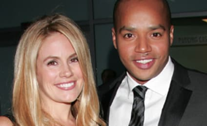 Cacee Cobb and Donald Faison: Married!