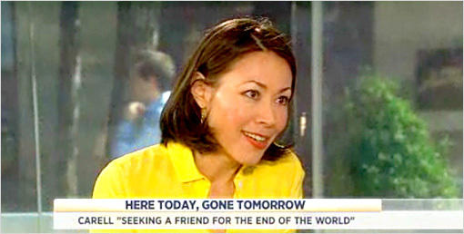 Ann Curry Today Show Photo