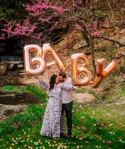 Amy Duggar Baby Announcement
